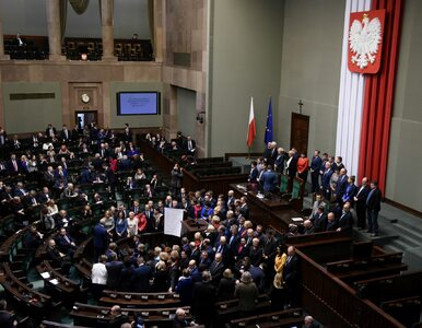 """Prezes PiS chce, by posłowie opozycji byli ukarani. """"Pewnego rodzaju..."""