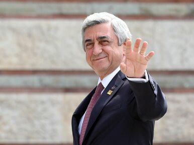 Armenia. Premier zrezygnował po masowych protestach