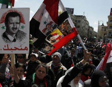 Czerwony Krzyż w Syrii. Chce przekonać reżim do zmian