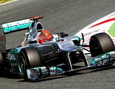 F1: kara dla Schumachera za kolizję z Senną