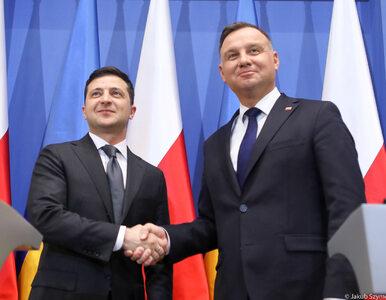 Andrzej Duda spotkał się z prezydentem Ukrainy. Zaproponował wspólne...