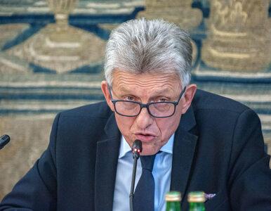"""Piotrowicz pozostaje szefem komisji. """"Przez 18 lat rozsiewane są pod..."""