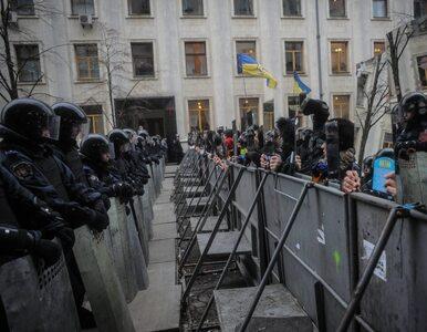 """""""Kończy się demokracja na Ukrainie"""""""