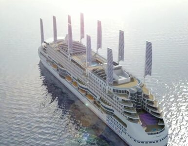 Ten statek jest wizytówką przyszłości. Już wiemy, jak wyglądał będzie...