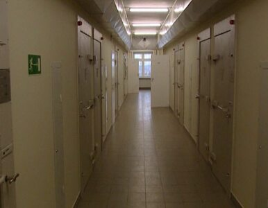 Unikalne zdjęcia z aresztu, w którym będzie siedział Marcin P.