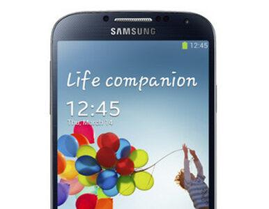 Samsung GALAXY S4 z wielkim hitem  grą Need For Speed Most Wanted