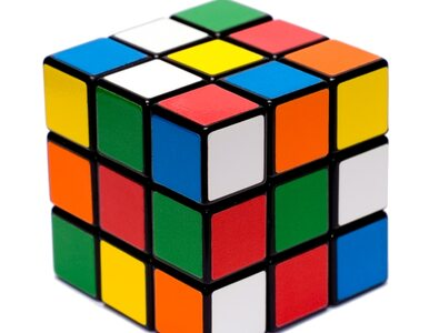 Polak mistrzem w... układaniu kostki Rubika stopami