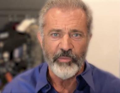 Mel Gibson składa życzenia Polsce. PFN opublikowała nagranie