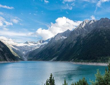 Tragedia w Alpach. Alpiniści zginęli w szczelinie lodowca