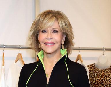 Jane Fonda znów w areszcie. Wzięła udział w kolejnym proteście klimatycznym