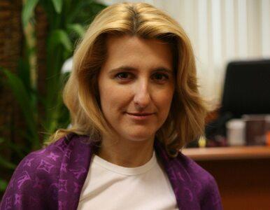 Piotrowska-Oliwa: moje odwołanie to nie merytoryczna ocena mojej pracy