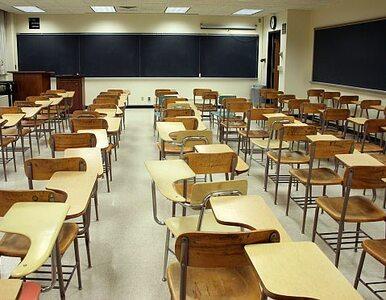 Drugoklasista dusił nauczycielkę na lekcji