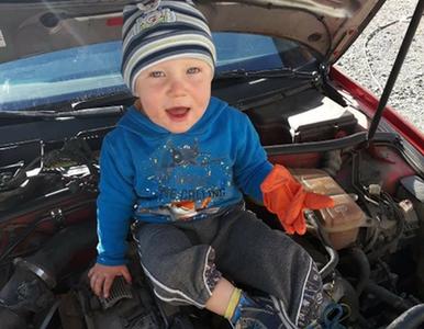 Trwają poszukiwania 3,5-letniego Kacpra. Ojciec dziecka był pijany