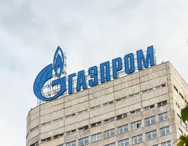 Gazprom wymiękł