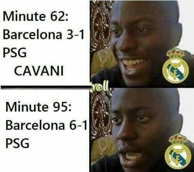 FCB - PSG