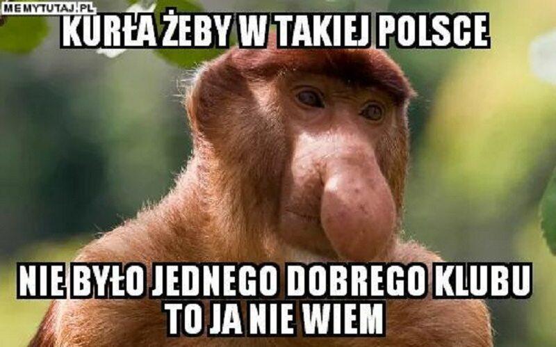 Mem po meczu Legia Warszawa