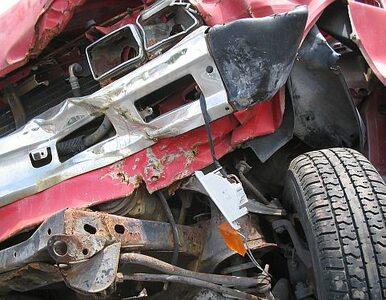 Niemiecki kierowca zderzył się z budynkiem... dwa razy w ciągu miesiąca