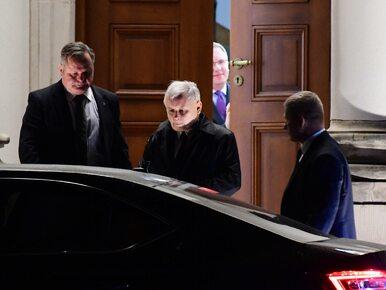 Spotkanie prezydenta z prezesem PiS.  Rozmowa nie tylko o sądownictwie