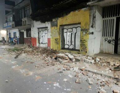 Trzęsienie ziemi w Meksyku. Miliony potrzebujących, co najmniej 96 ofiar...