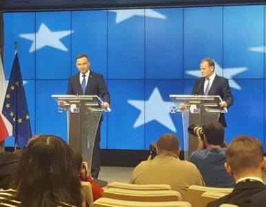 "Spotkanie Duda-Tusk. ""Interes Polski i UE jest jeden"""