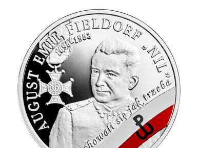 NBP wprowadza monety z żołnierzami wyklętymi. Pierwszym z nich Generał...