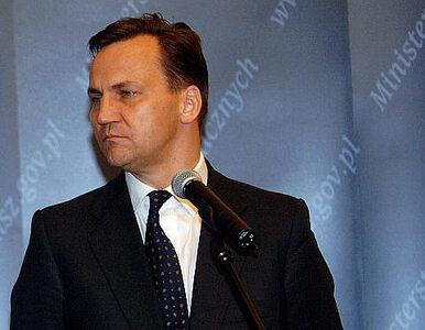 Sikorski i Komorowski przemeblują dyplomację