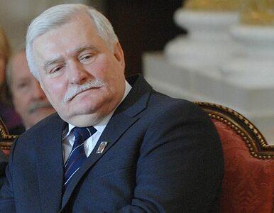 """Wałęsa zapowiada, że odwoła się do """"przyjaciół z zagranicy"""",..."""