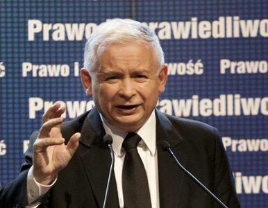 Kaczyński: Albo spokojny rząd PiS, albo rządy skłóconej koalicji...