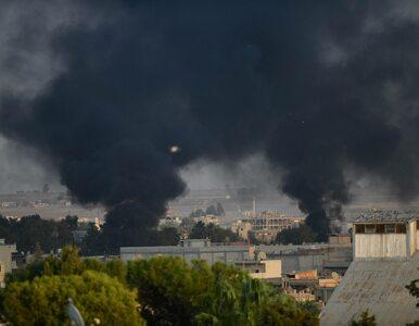 Tureckie wojska zaatakowały Kurdów w Syrii. Erdogan ogłosił rozpoczęcie...