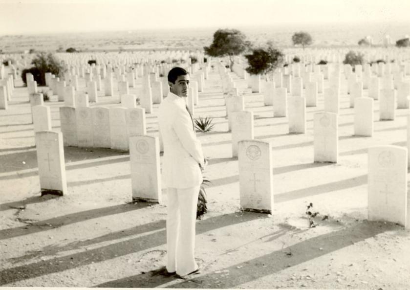 """Kadr z filmu """"Dlaczego Aleksandria?"""" (1979) Youssefa Chahine"""