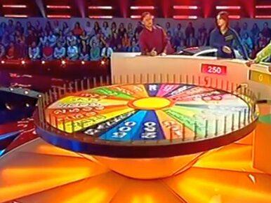 """Do TVP wraca """"Koło fortuny"""", kultowy teleturniej lat 90."""
