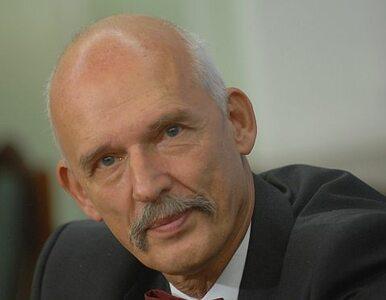 Korwin-Mikke: Wiem, że Wałęsa był agentem bezpieki, bo jego koledzy mi...