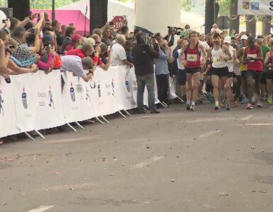 5 tys. maratończyków we Wrocławiu. Biegli dla dzieci z nowotworami