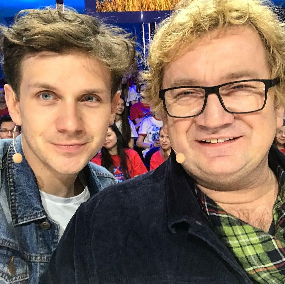 Antoni Królikowski i Paweł Królikowski