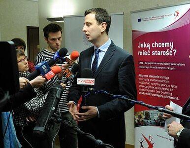 """Propozycja ministra Kosiniaka? """"Dobry pomysł? Na pewno nie dla kobiet"""""""