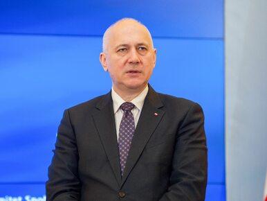 Joachim Brudziński o wspólnym marszu: Pani prezydent jest w ferworze...