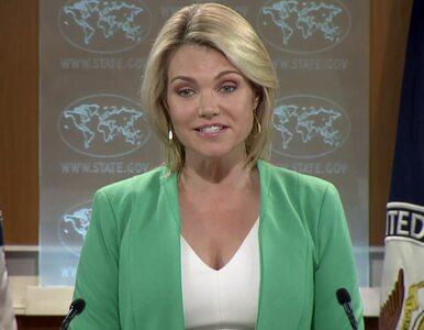 Rzeczniczka Departamentu Stanu dla TVN: Doniesienia na temat rzekomych...