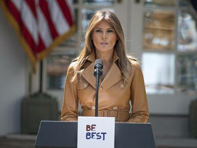 Melania Trump już po operacji. Prezydent zdradził, jak się czuje...