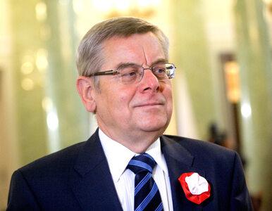 Nałęcz: Moskwa trzyma za Macierewicza kciuki