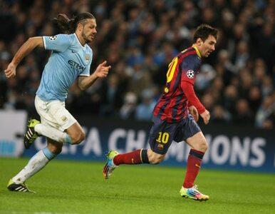 NA ŻYWO: FC Barcelona - Manchester City