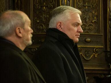 Gowin: Nie zastąpię szefa MON. PiS przygotowywał Macierewicza do tej...