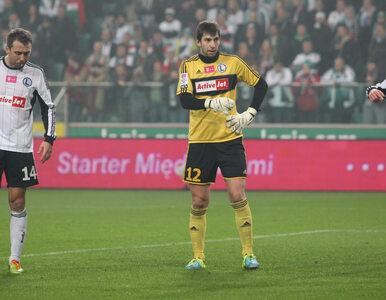 T-ME: Kuciak wrócił, Wawrzyniak strzelił mu gola, Legia wygrała
