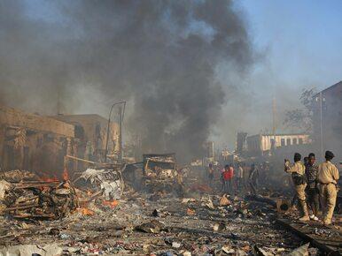 Mogadiszu. Już ponad 200 zabitych w jednym z najkrwawszych ataków...