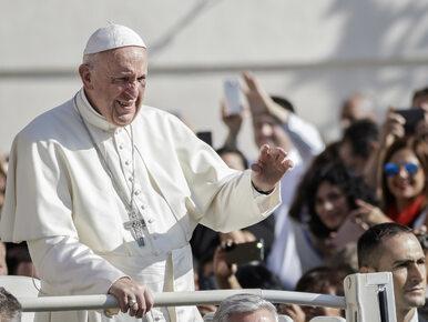 Papież Franciszek nawołuje do walki z ksenofobią wobec migrantów i...