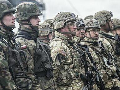 MON: 55 proc. Polaków chce utworzenia stałej bazy wojsk USA w naszym kraju