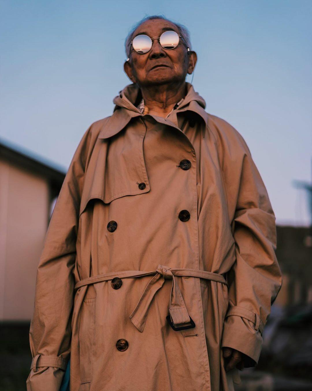 84-letni Tetsuya