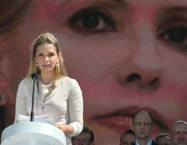 """Córka Tymoszenko apeluje o bojkot Euro. """"Moja matka może być kaleką"""""""