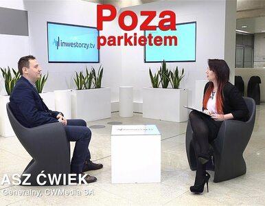 CWMedia SA, Łukasz Ćwiek - Dyrektor Generalny, #66 POZA PARKIETEM