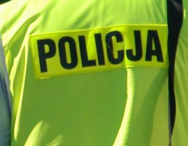 Potrącił policjantkę. 34-latek ukrywał się w piwnicy