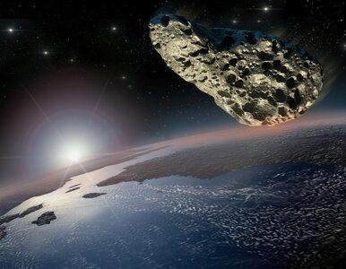 Dziś asteroida 2019 VD znajdzie się bliżej Ziemi niż Księżyc